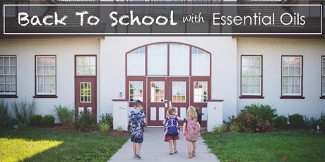 Surviving the  School Year With Essential Oils tickets