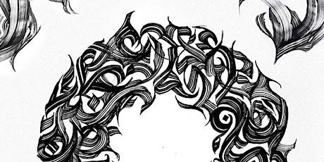 Type Treatment Mini-workshop: Making Calligraphic Mandalas with Leo Shallat tickets