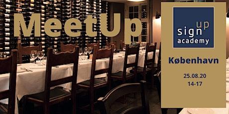 SignUp MeetUp - København biljetter
