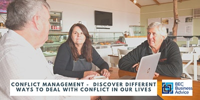 Conflict Management –  Different ways to deal with conflict in our lives