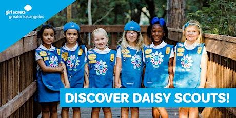 Discover Daisy Girl Scouts in San Fernando and Santa Clarita Area tickets