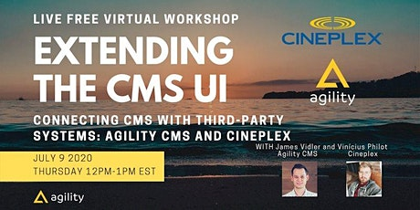Extending The CMS UI: How to improve the content management user interface tickets