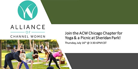 ACW Chicago Chapter Presents: Yoga & Picnic in the Park! tickets