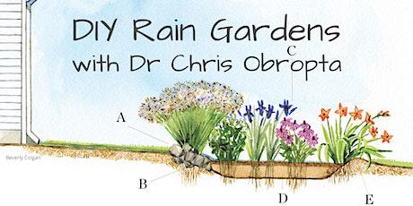 DIY Rain Gardens! tickets
