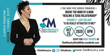 CheMinistry, a relationship platform WORLDWIDE biglietti