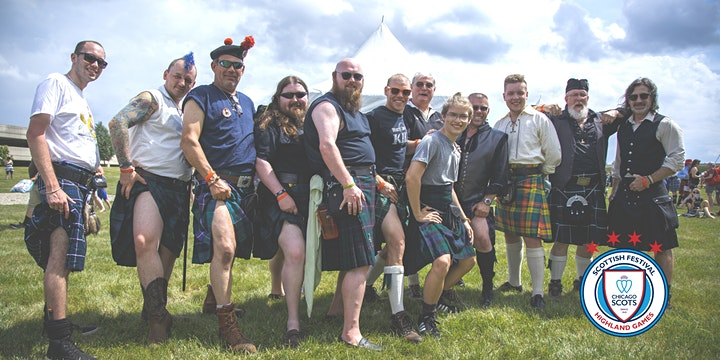 2020 Virtual  Scottish Festival & Highland Games image
