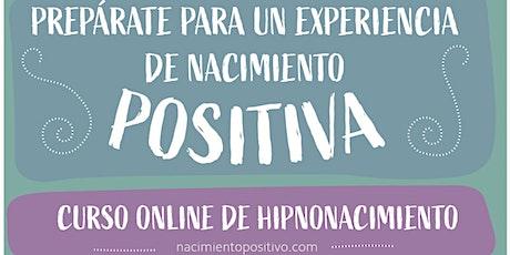 Curso de Hipnoparto - Julio 2020 tickets