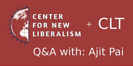 Q&A with Ajit Pai tickets