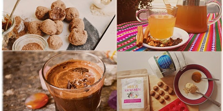 How to use superfoods to create delicious and healthy treats tickets