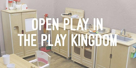 Open Play in The Play Kingdom tickets