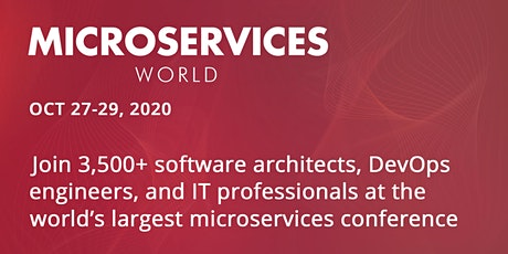 Microservices World 2020 tickets