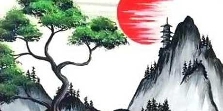 Land of Rising Sun Painting (Live Online Course) tickets