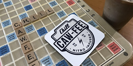 Scrabble Tournament Game night  at Chill Cawfee tickets