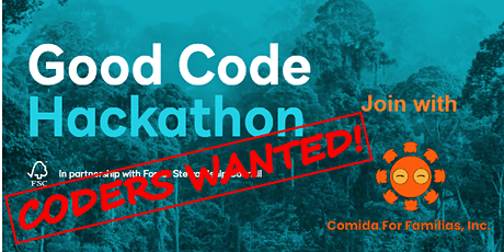 Team of 10,000 Developers for Good Code Hackathon tickets