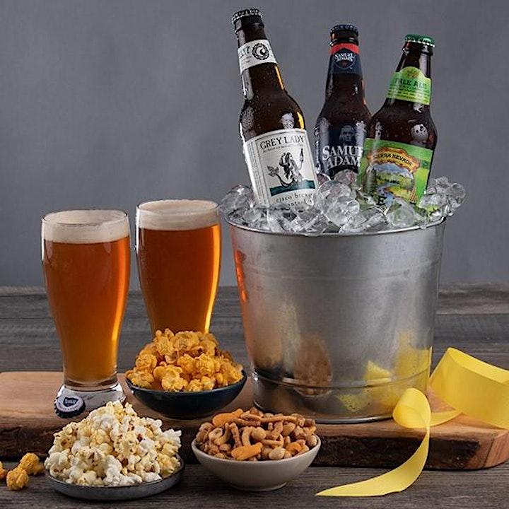 Beer Tasting! 3 Microbrews   July 29, 6:30 PM image