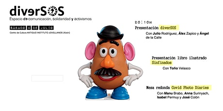 diverSOS + Sinfinados + Covid Photo Diaries entradas