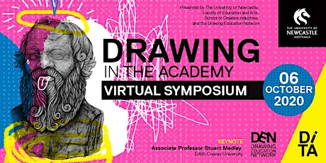 Drawing in the Academy - Virtual Symposium tickets
