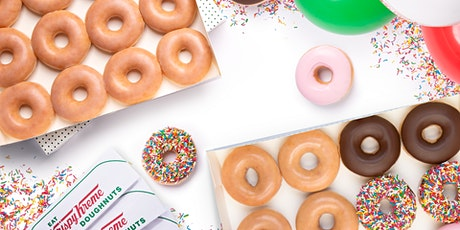 Kin Kora State School P&C Association| Krispy Kreme Fundraiser tickets