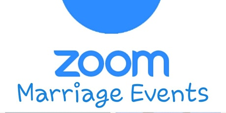 Zoom Marriage Event tickets