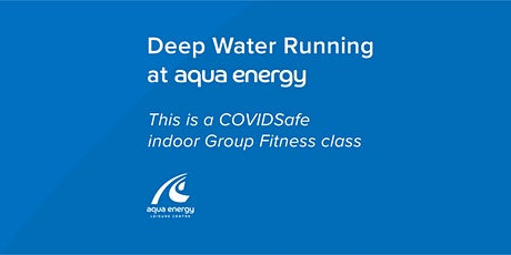 Deep Water Running Group Fitness Classes tickets