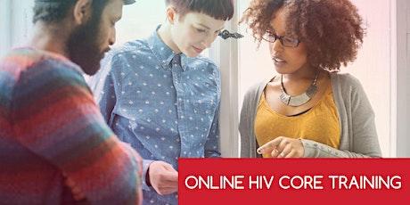 HIV Core Training tickets