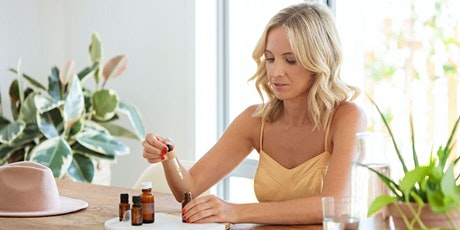 Healthy home, healthy body: essential oils workshop tickets