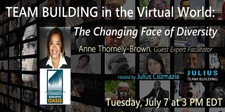 The Changing Face of Diversity:  Team Building in the Virtual World tickets