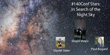 #140Conf Stars: In Search of  the Night Sky tickets