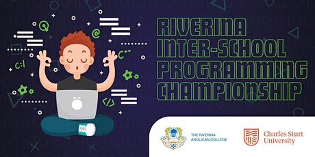 Riverina Inter-School Programming Championship - Now online! tickets