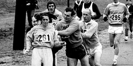 Groundswell Masterminds - A Masterclass by Kathrine Switzer tickets
