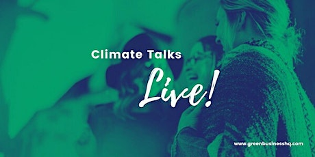 Climate Talks Live tickets