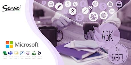 Ask an Expert Webinar # 06: Virtual User Engagement tickets