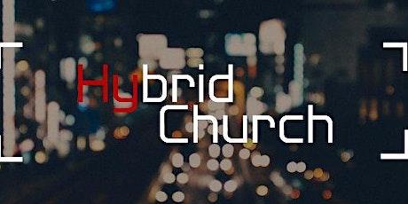 Hybrid Church Service Sunday July 12th tickets