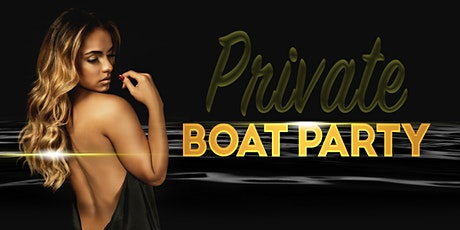 NYC #1 Private Boat Cruise  - Yacht Party around Manhattan tickets