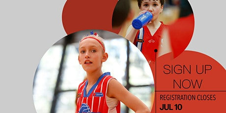 South West Slammers Development Program 2020 - U12 Boys & Girls tickets