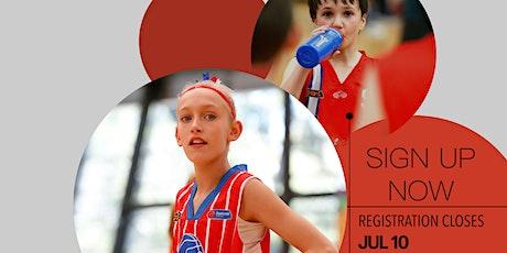 South West Slammers Development Program 2020 - U14 Boys & Girls tickets