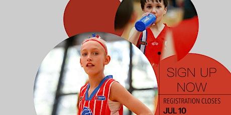 South West Slammers Development Program 2020 - U16 Girls tickets