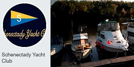 Oct 13th Schenectady Yacht Club - Not Your Average Paint-N-Sip tickets