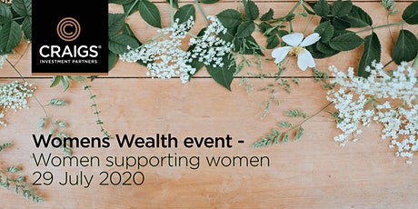 Women's Wealth Wellington - women supporting women tickets