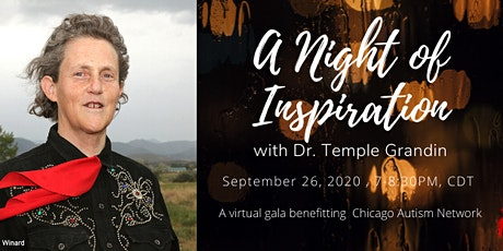 A Night of Inspiration with Dr. Temple Grandin tickets