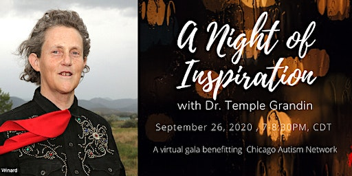 A Night of Inspiration With Dr. Temple Grandin
