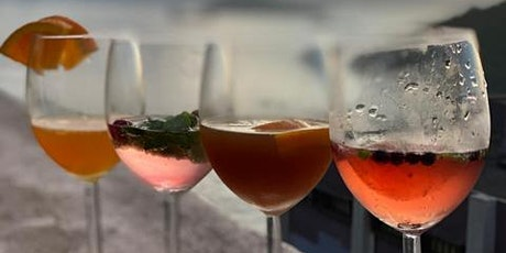 Healthy Cocktail Mixing Class tickets
