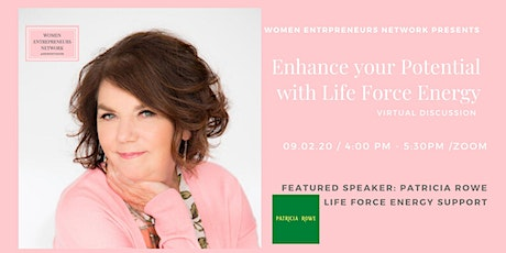 WEN: Enhance Your Potential with Life Force Energy tickets