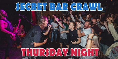Darlinghurst & Surry Hills Secret Bar Crawl with Live Music & Stories tickets