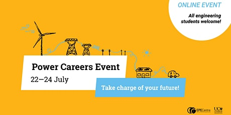 EPECentre - Power Careers Convention tickets