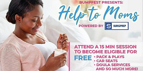 Help To Moms Drive Thru Baby Shower Powered By SugPrep tickets