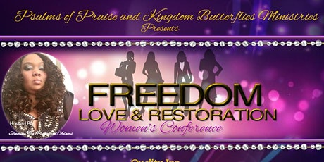 Freedom, Love, and Restoration Women's Conference tickets