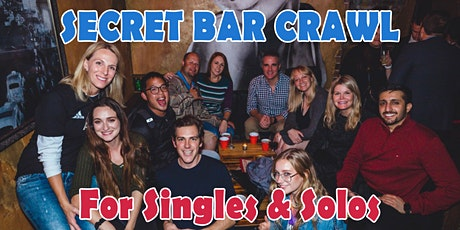 Darlinghurst & Surry Hills Secret Bar Crawl for Singles & Solos tickets