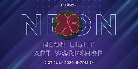 Neon Light Art Workshop tickets