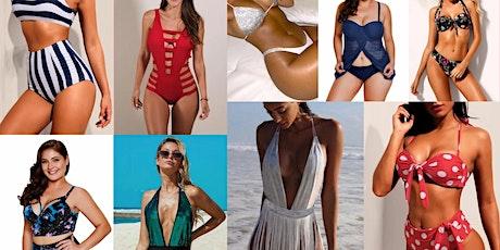 Swimwear & Boudoir Sip n Shop Party tickets